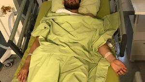Sivas Belediyesporlu Mehmet Uğur kalp krizi geçirdi