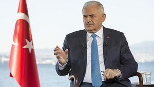 Başbakan Binali Yıldırımdan Davutoğlu açıklaması