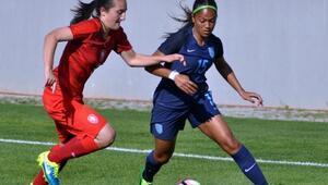 U19 Kadınlar Avrupa Şampiyonası: Çekya-İngiltere: 0-7