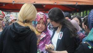 Diyarbakır şehidi polis memuru toprağa verildi