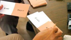 Seçmenlerin yüzde 10u o ilçelerde oy kullanacak