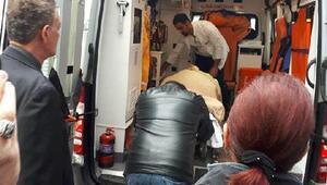 Hüsnü Bozkurtun annesi tedavi gördüğü hastaneden çıkarıldı