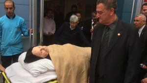 CHPli Bozkurttan yeni iddia... Hastaneden ve ilk sağlık müdürlüğünden açıklama...