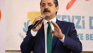Bakan Çelik: Millet mecbur kalıyor, Ak Partiye oy veriyor