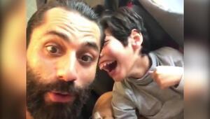 Çılgın Sedat ve oğlundan duygulandıran paylaşım