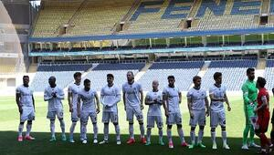 Fenerbahçe hazırlık maçında Ümraniyesporu 4-2 mağlup etti