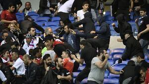 Ceza alacak varsa bu Beşiktaş değil Olympique Lyondur