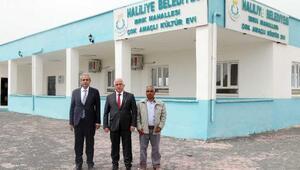Haliliye'de Kültür evi tamamlandı
