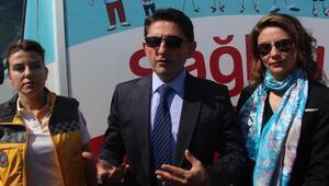Edirne'de sağlıklı yaşama dikkat turu