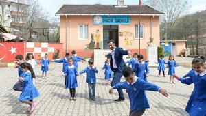 Çok mutlu bir okul