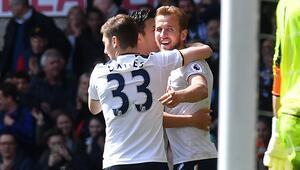 Dört çeker Tottenham