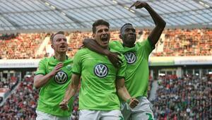 Wolfsburga hayat öpücüğü