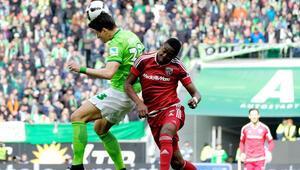 Wolfsburg, Ingolstadt'ı 3-0 yendi