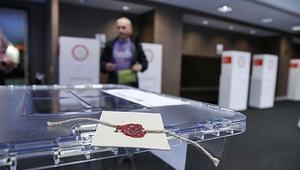 Yurt dışında referanduma yüzde 41 katılım gerçekleşti