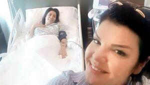 Işın Karaca göğüslerini küçülttürdü