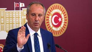 CHPli Muharrem İnce: YSKnın kararı hiçbir koşulda kabul edilemez