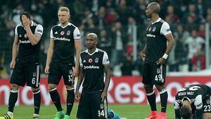 UEFAya penaltılarla veda.. Teşekkürler Beşiktaş