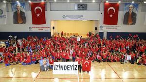 Bakırköy Belediyesi 23 Nisan Ulusal Egemenlik Spor Şenliğine hazır