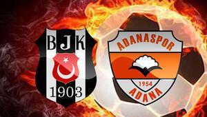 Beşiktaş Adanaspor maçı ne zaman, hangi gün saat kaçta