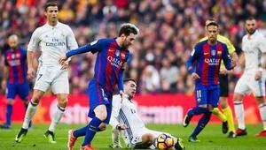 La Ligada El Clasico heyecanı