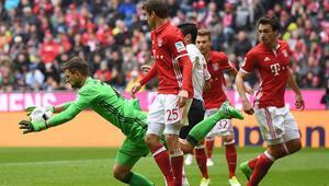 Bundesliga'da düğüm çözülemedi