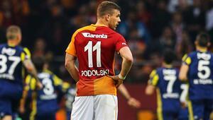 Podolski F.Bahçeyi kızdıracak 3. lig takımı...