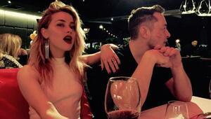 Amber Heard, teknoloji milyarderiyle ilişkisini doğruladı.