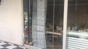Sigortadan para alabilmek için restoranına molotof attı iddiası