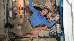 Uzaya giden en yaşlı kadın