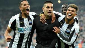 Newcastle United yeniden Premier Ligde