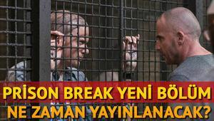Prison Break 5. sezon 4. bölüm ne zaman