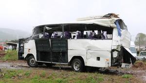 10 kişinin öldüğü kazada midibüs sürücüsü tutuklandı