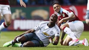 Pogba, Manchester City maçında yok