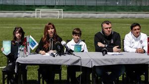 Beşiktaş futbol ve dostluk günü kutlamalarına ev sahipliği yaptı