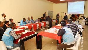 Şanlıurfada belediye çalışanlarına seminer