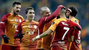 Galatasarayda 5 yıl sonra bir ilk