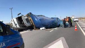 Gölbaşında 3 ayrı kazada 2 kişi öldü, 11 kişi yaralandı