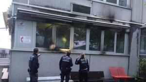 Almanya'da DİTİB camisine molotoflu saldırı