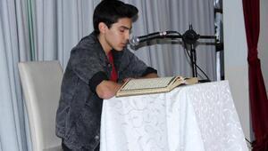 Biga'da Kuran-ı Kerim'i güzel okuma yarışması yapıldı