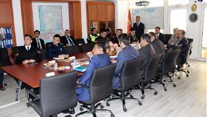 Çanakkalede Seferberlik ve Savaş Hali Hazırlıkları toplantısı yapıldı