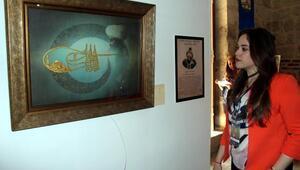 Edirnede Sultanların Sanata Yansıyan İzleri sergisi