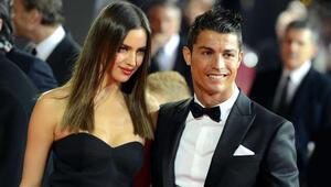 Cristiano Ronaldo, Irina Shaykı unutamıyor