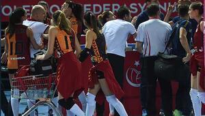 Olaylı derbinin galibi Fenerbahçe