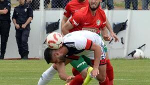 Amed Sportif-Kahramanmaraşspor: 2-1