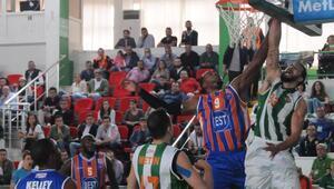 Yeşilgiresun Belediyespor-Best Balıkesir: 98-89