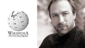 Wikipedia kurucusu: Her zaman yanınızda olacağım