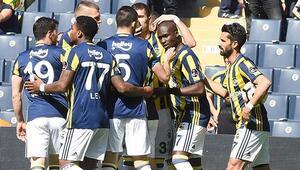 Fenerbahçe Sow ile Çaykur Rizeyi yıktı / MAÇIN ÖZETİ