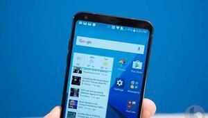 LG G6 mini yolda