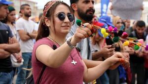 Batman, Siirt ve Elazığda 1 Mayıs kutlamaları