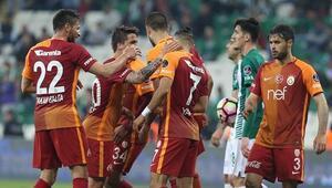 Aslan patlaması Bursada gol yağmuru...